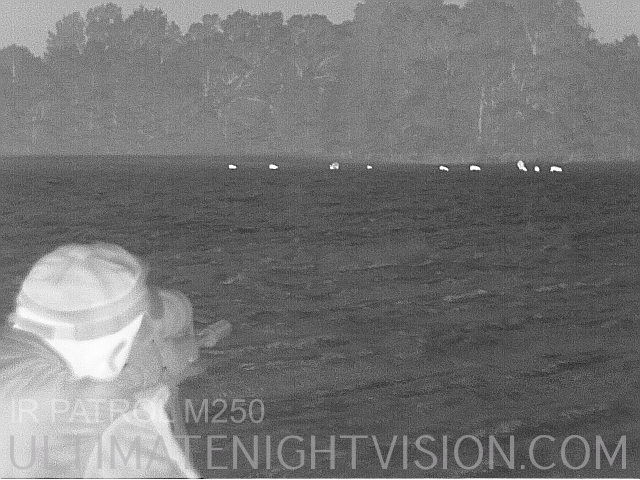 IR Patrol thermal image gallery