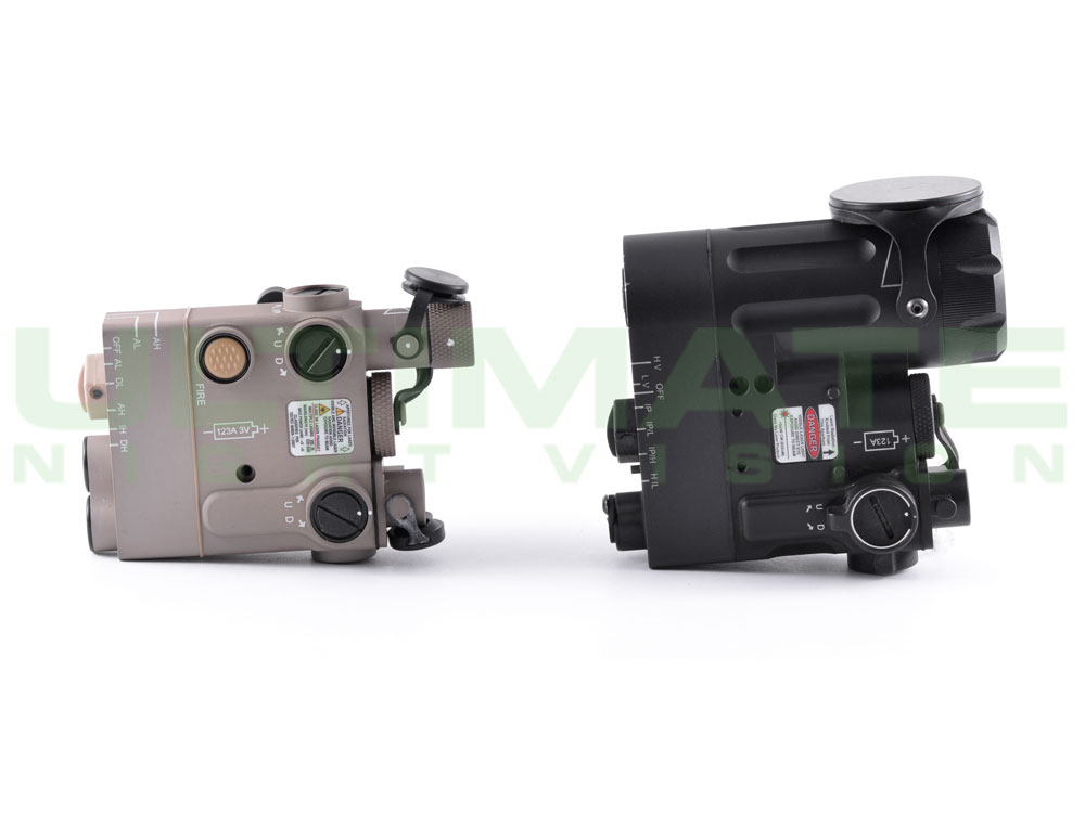 dbal d2 vs dbal a3 comparison images ultimate night vision